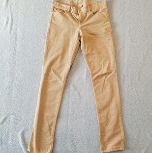 J. Crew Corduroy Jeans.